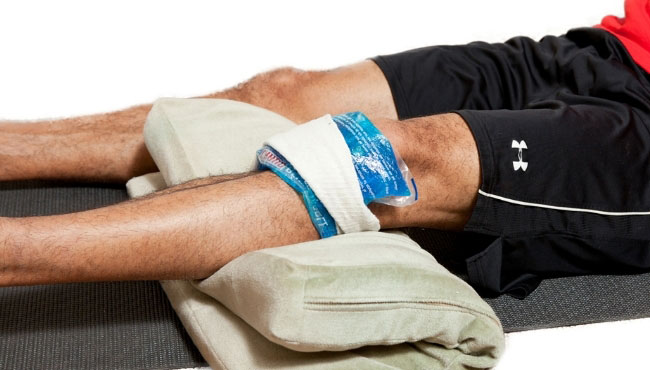 a térdtáska károsodása hogyan kezeljük az osteochondrozust krémmel
